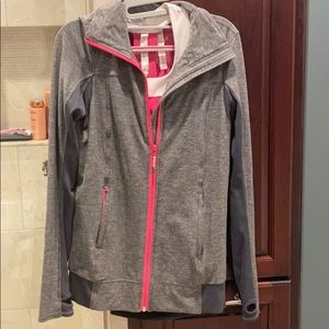 Lululemon Lot Pink 8 Jacket Top